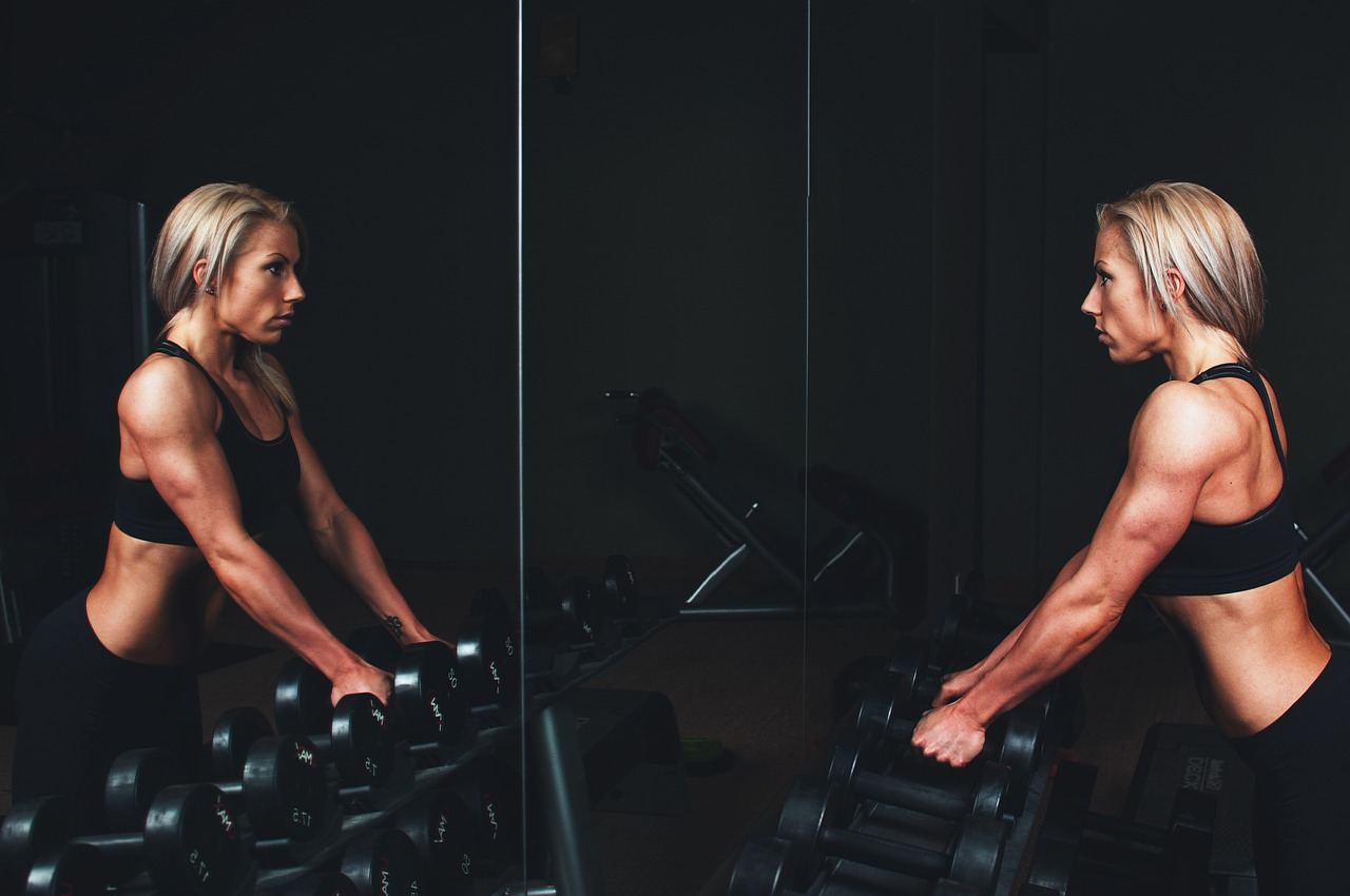New Study Launched Into Strangely Specific, Repetitive Gym Image
