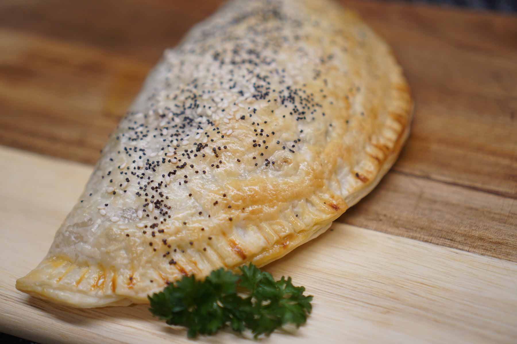 Easy Meat and Vegetable Pasties