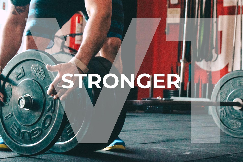 Stronger v1