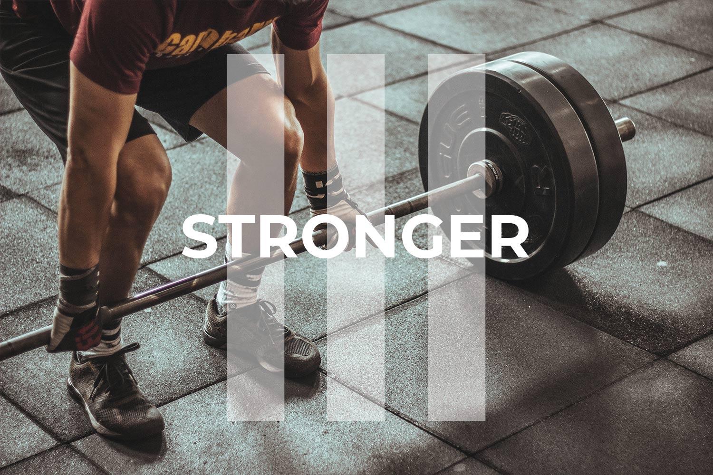 Stronger v3